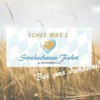 Strohschwein Fleisch Bayern